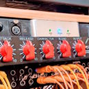 M House Studios 5020 limiter hardware analog outboard rack studio pro audiofader
