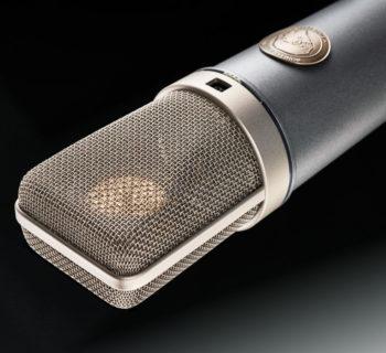 Neumann TLM-67 mic studio rec pro hardware valvola tube exhibo test audiofader