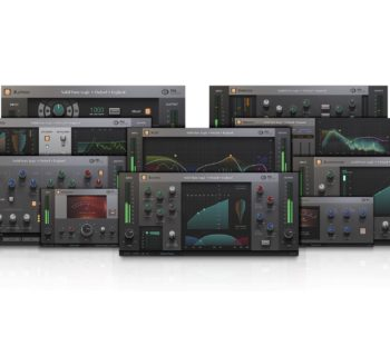 SSL Duende Native bundle plug-in audio softaware daw test audiofader