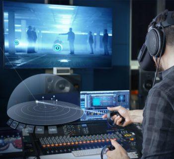 Sennheiser Dear Reality videogame gaming audio pro vr exhibo audiofader