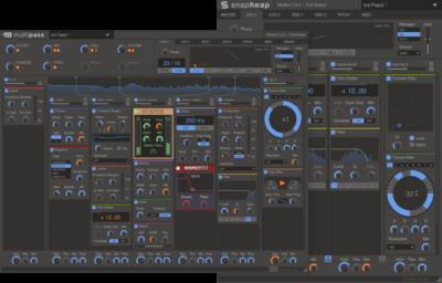 Slate Digital kilohearts plug-in audio pro mix itb daw virtual audiofader