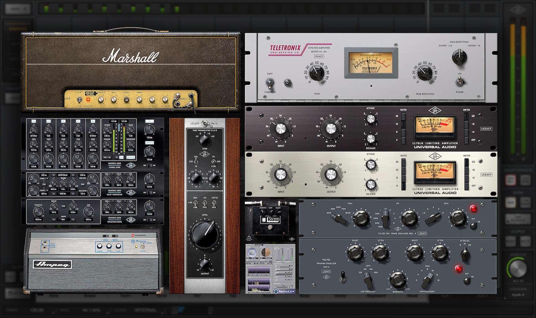 Universal Audio Arrow interfaccia audio pro studio home project eko music group test audiofader