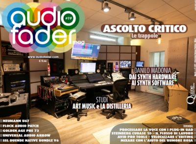 audiofader magazine 19