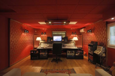 La Distilleria art music studi rec mix audiofader