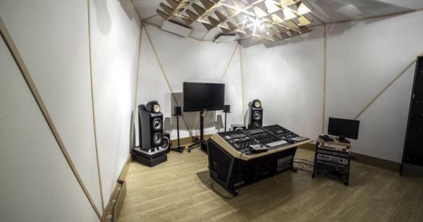 ascolto critico acustica speciale studio pro audiofader