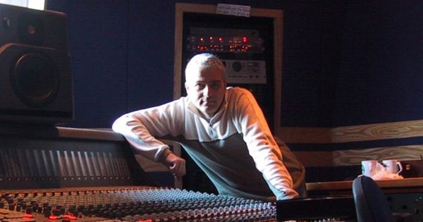 Danilo Madonia synth hardware software intervista music tour italia audiofader