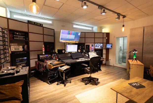 Editoriale AF19 studio pro audiofader