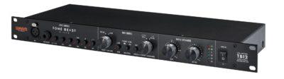 Warm Audio Tone Beast Black TB12 hardware outboard analog pre mic line studio pro midiware audiofader