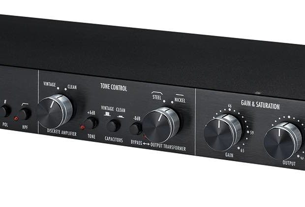 Warm Audio Tone Beast Black TB12 hardware outboard analog pre mic line studio pro midiware audiofader