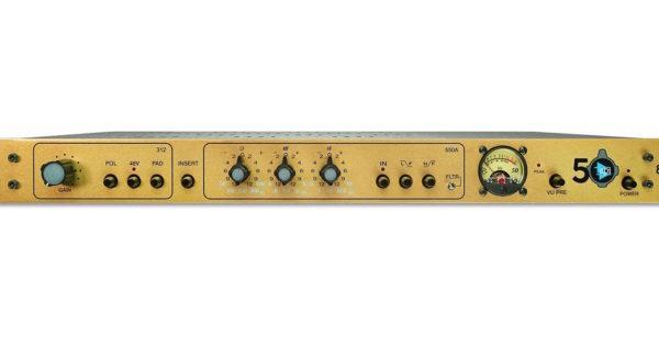 API 862 50th anniversary edition pre eq digiland outboard rack analog audiofader rec studio