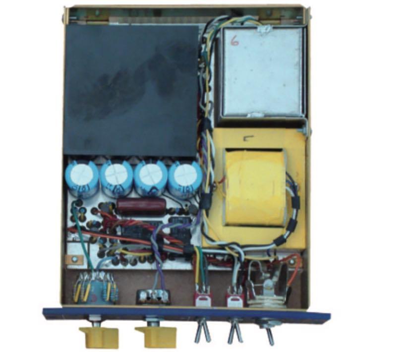 Chandler Germanium 500 Series Mic Pre hardware outboard analog rack test audiofader