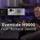 Eventide H9000 Richarde Devine hardware fx studio producer audiofader