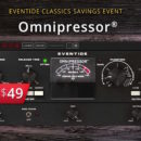 Eventide Omnipressor plug-in audio pro studio mix master itb virtual daw software comp audiofader