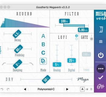 Goodhertz plug-in audio software daw processing mix