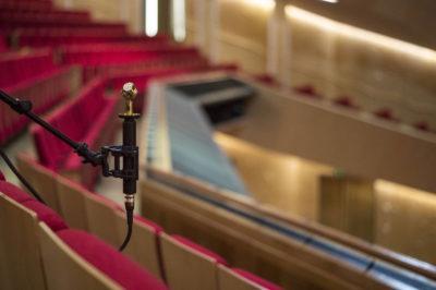 Sennheiser Marshall Day Acoustics Ambeo VR Mic ambisonics 3d audio exhibo audiofader