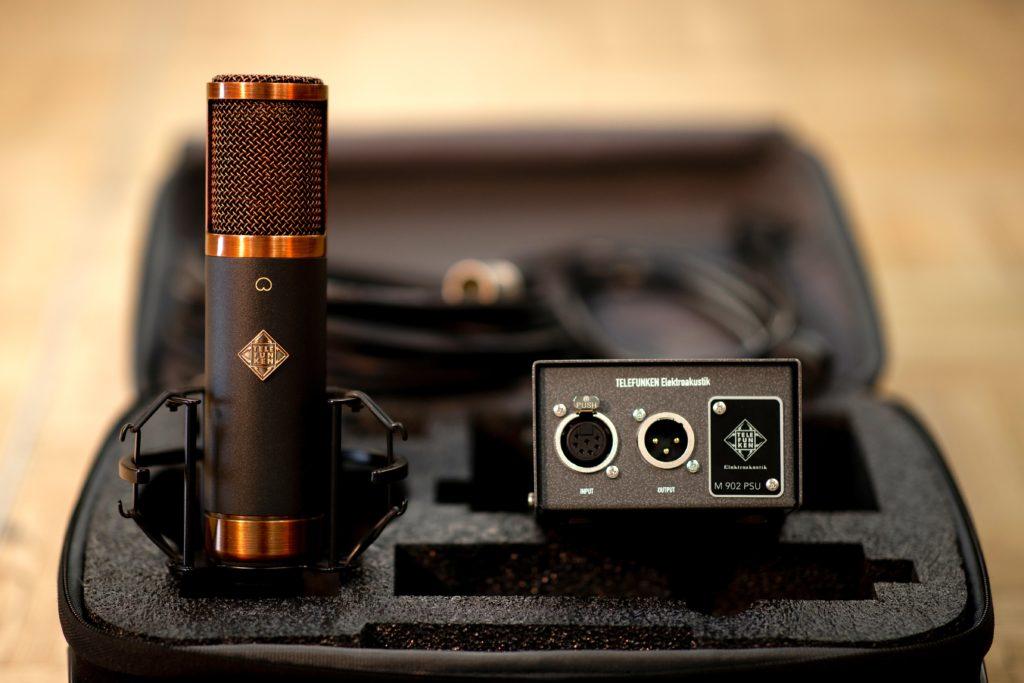 Telefunken Alchemy studio pro audio mic tf29valve hardware funky junk audiofader