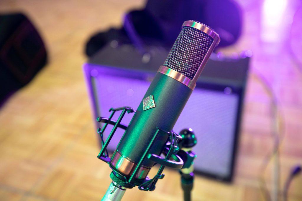 Telefunken Alchemy studio pro audio mic tf39 valve hardware funky junk audiofader