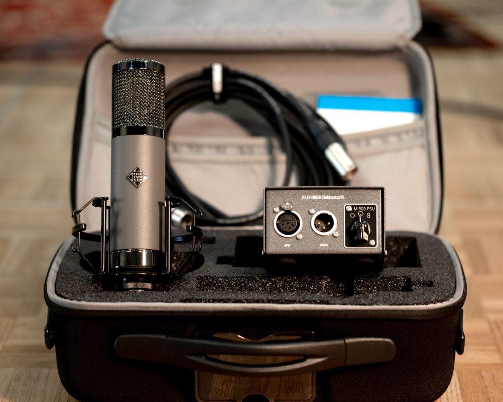 Telefunken Alchemy studio pro audio mic tf51 valve hardware funky junk audiofader