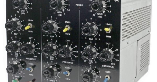 Thermionic Culture The Freebird outboard eq analog studio rec mix test audiofader