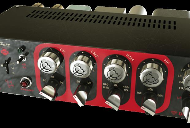 Acustica Audio Diamond Color EQ 3 plug-in mix virtual pro audiofader software daw