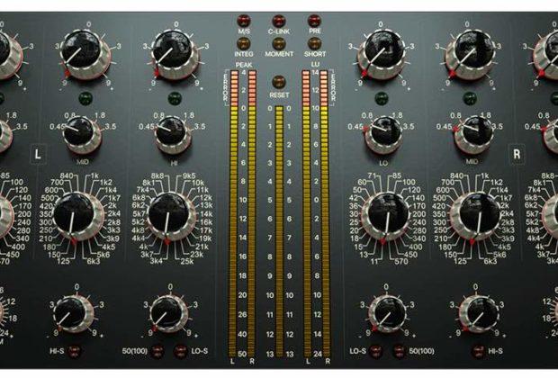 Acustica Audio Scarlet4 plug-in software daw eq mastering itb daw virtual studio audiofader