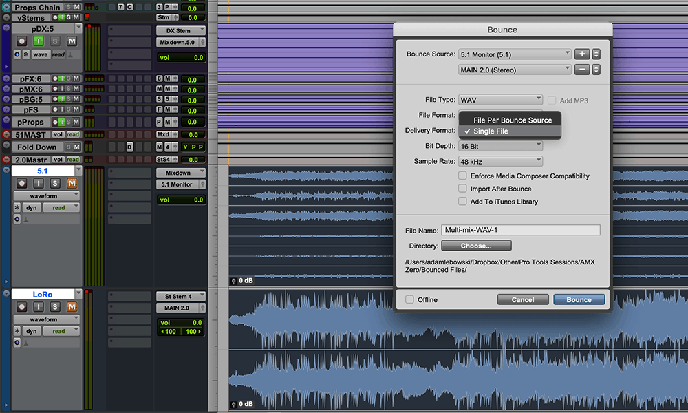 Avid Pro Tools video update 2019 soundwave audiofader