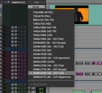 Avid Pro Tools video update 2019 soundwave audiofader