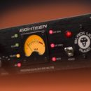 Black Lion Audio Eighteen channel strip analog hardware outboard rack studio pro project home music delivery audiofader