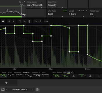 Cableguyst ShaperBox 2 TimeShaper 2, VolumeShaper 6, FilterShaper Core 2, PanShaper 3 WidthShaper 2 fx plug-in audio mix processing virtual daw software audiofader