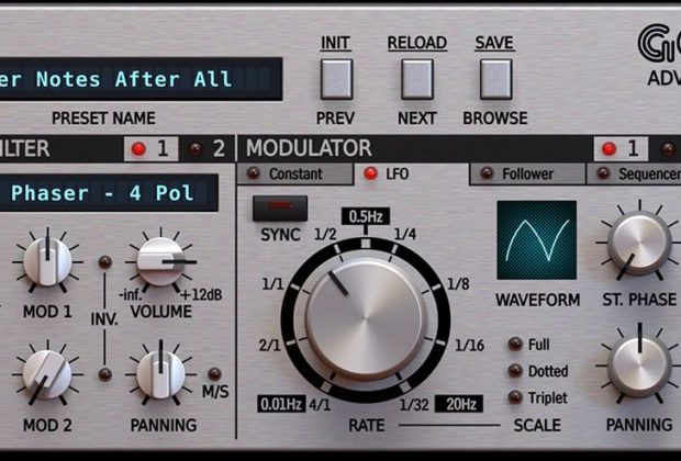 D16 Godfazer plug-in audio software daw virtual mix fx studio producer audiofader