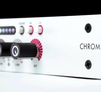 LouderThanLiftoff Chroma+ outboard hardware analog pre mic studio rack pro audiofader