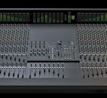 SSL Origin hardware mixer analog digital console studio pro rec mix midiware audiofader