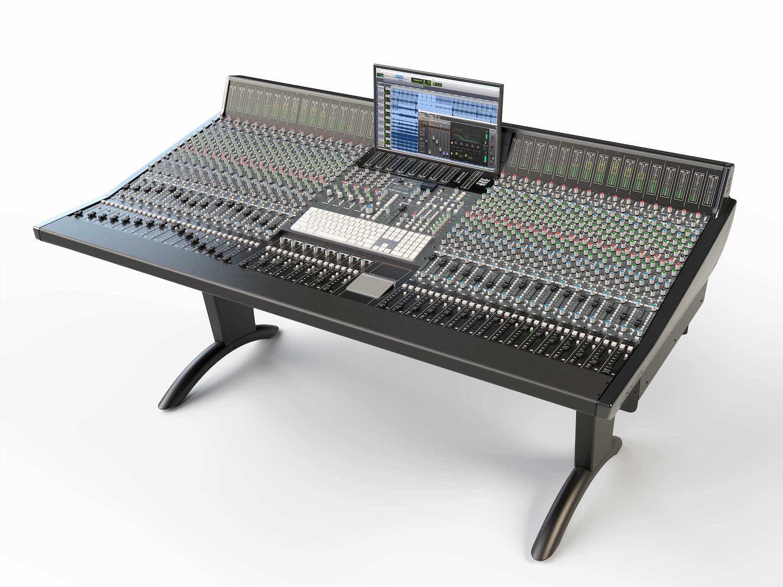 SSL Origin hardware mixer analog digital console studio pro rec mix midiware audiofader