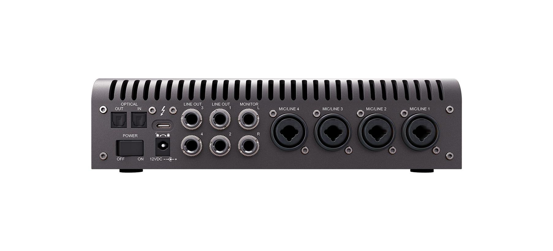 Universal Audio Apollo x4 interfaccia hardware studio pro home project audiofader