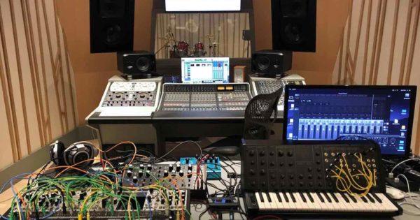 studio Experimental Studios Riccardo Mazza Torino audiofader magazine hardware synth