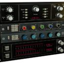 Acustica Audio Gold3 plug-in software mix mastering virtual processing studio pro audiofader channel strip eq comp preamp