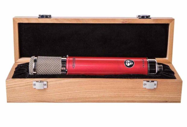Avantone CV-12bla mic hardware studio pro audio backline audiofader
