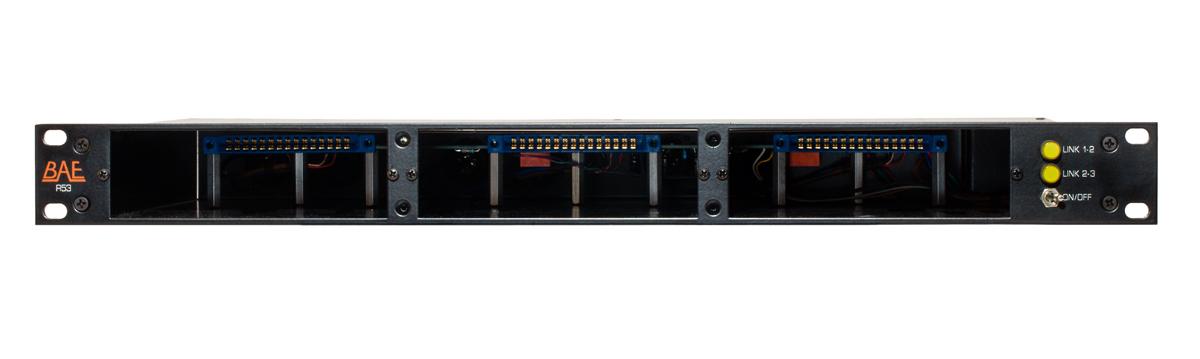 BAE R53 channel strip rack 500 api hardware analog outboard mix rec studio pro audiofader