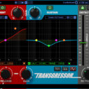 Boz Digital Labs Transgressor plug-in transient shaper software daw virtual audiofader