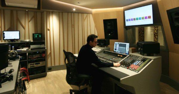 Experimental Studios riccardo mazza studio rec mix producer masterin hardware outboard analog digital audiofader