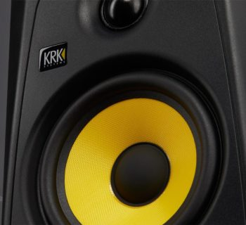 KRK Classic 5 monitor audio near field mpi electronic audiofader studio rec mix pro home project