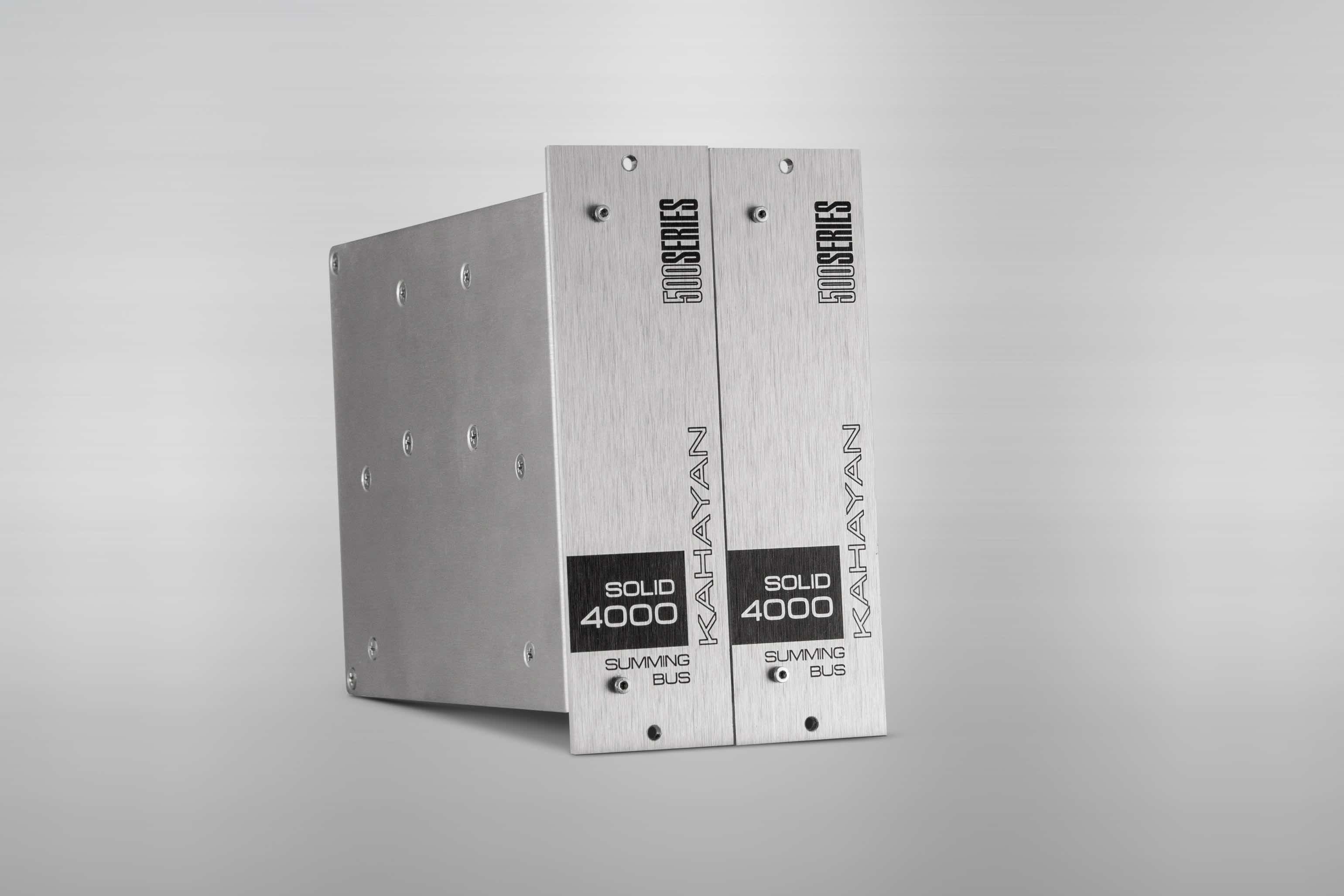 Kahayan Epsilon 32-500 sommatore analog sum mix mastering morevox test sabino cannone audiofader
