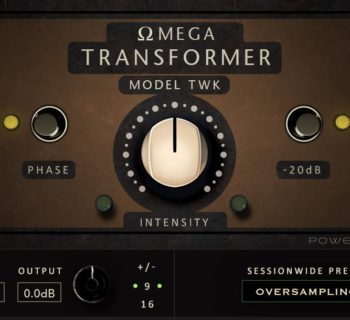 Kush Audio Ometa TWK plug-in audio software daw virtual processing mix mastering audiofader