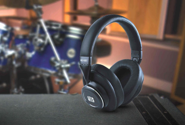PreSonus Eris HD10bt cuffia headphones studio bluetooth wireless midi music strumenti musicali