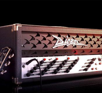 UAD Diezel VH4 virtual amp guitar chitarra universal audio unison audiofader