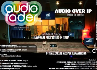 audiofader magazine