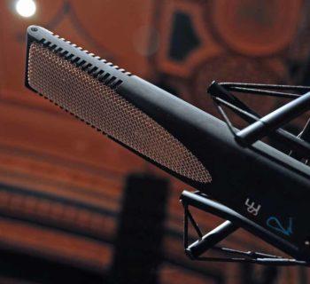 sE Electronics RNR1 mic test ribbon nastro studio pro hardware rec midiware audiofader