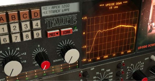 Acustica Audio Taupe mix virtual test software daw studio pro audiofader