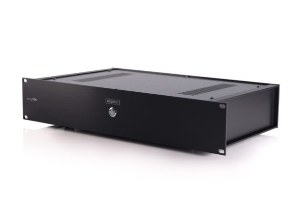 Amphion Amp700 hardware studio monitor amp pro audio audiofader