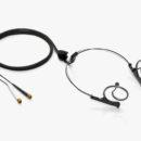 4560 CORE Binaural Headset Microphone DPA casale bauer rec broadcast audiofader